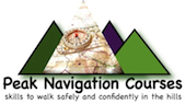 Peak Navigation Courses logo